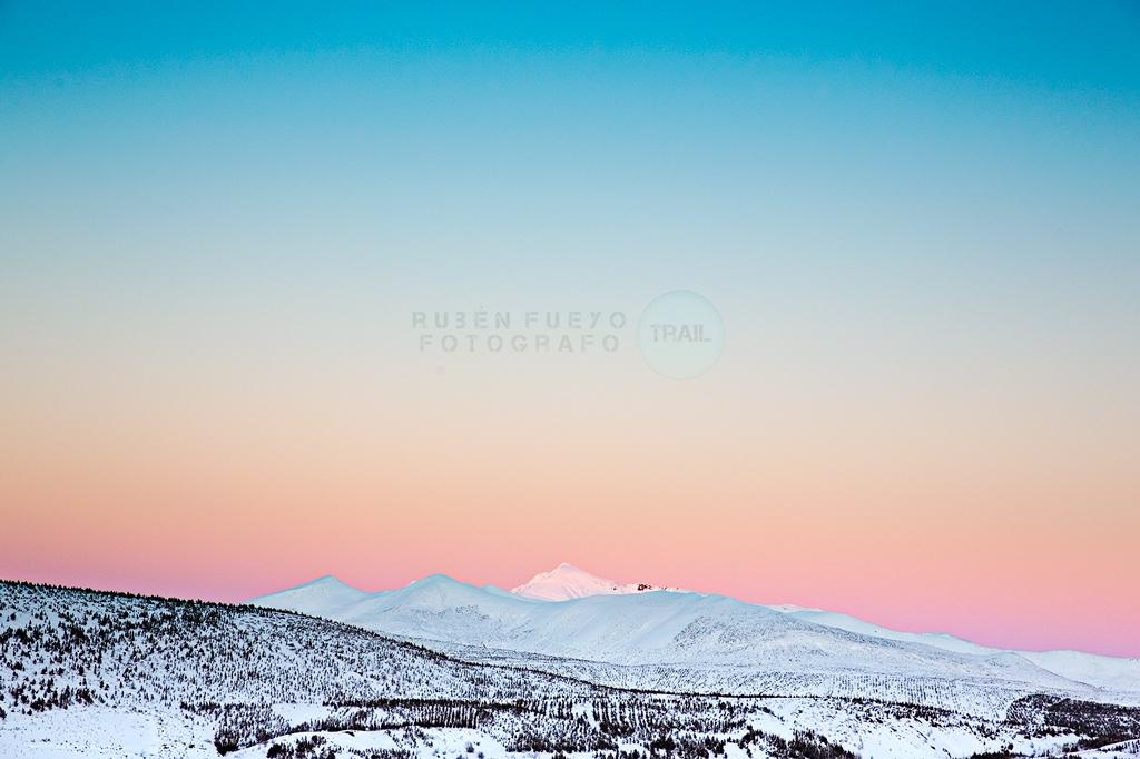 Paisajes del SnowCross de Leitariegos